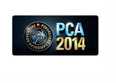 Pokerstars Caribbean Adventure - PCA - 2014 - Logo - Black