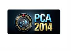 Pokerstars Caribbean Adventure - PCA - 2014 - Logo - Black