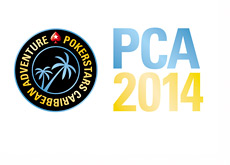 Pokerstars Caribbean Adventure 2014 - Logo - White Background