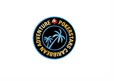 Pokerstars Caribbean Adventure - Logo - Blue outline
