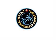 Pokerstars Caribbean Adventure - Logo - Blue outline
