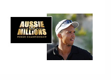 Phil Ivey - Aussie Millions - Collage