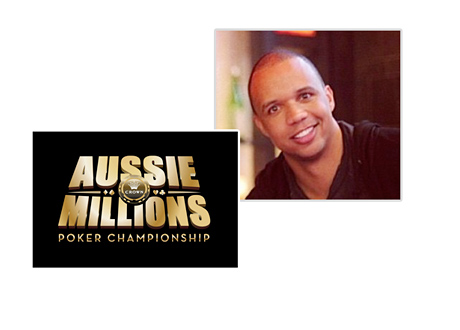 Phil Ivey - Another win at the Aussie Millions - February 2015
