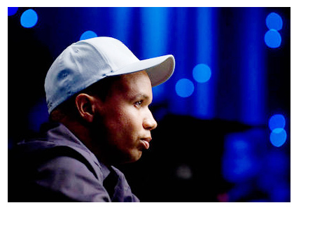 Phil Ivey - Blue Lights