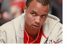 Do not mess with Phil Ivey look