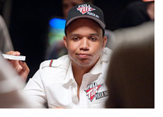 Phil Ivey at the World Series of Poker 2010