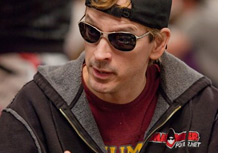 Phil Laak at the World Series of Poker 2010