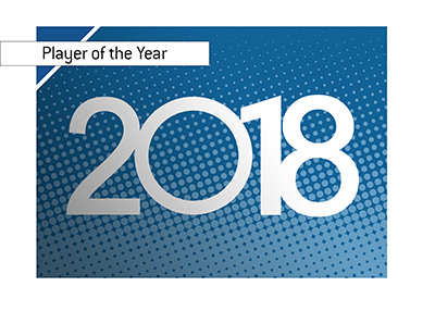 Poker player of the year 2018 - Who is it?