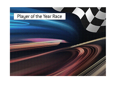 The PoY - Player of the Year race is very much on in 2019.
