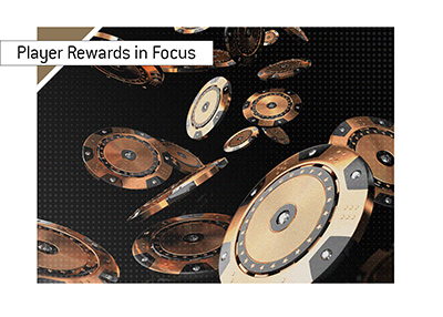 Player rewards are in focus in the online poker industry.