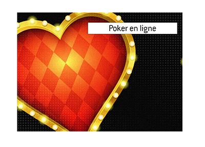 Jouer au poker en ligne est plus facile et plus accessible que jamais.