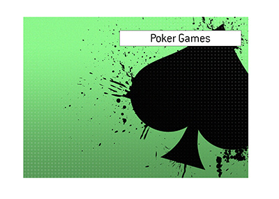 The difference between two popular poker games is discussed.  No Limit Holdem vs. Pot Limit Omaha.
