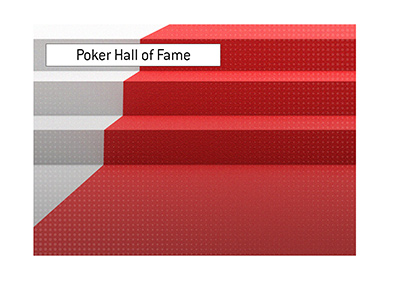Poker Hall of Fame 2021 candidates.