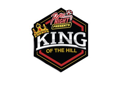 Poker Night - King of the Hill - Tournament logo.