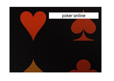 Il re parla della storia del poker online e dei posti migliori dove giocare online..