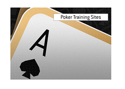 The King looks at instructional poker sites and the educational value they bring to the game.
