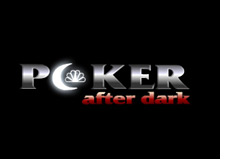 nbc tv show logo - poker after dark