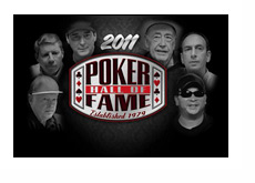 2011 Poker Hall of Fame - WSOP