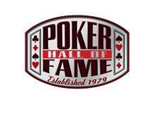 Poker Hall of Fame logo