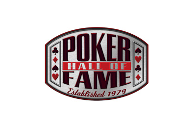 WSOP Poker Hall of Fame - Logo - 400 pixels wide