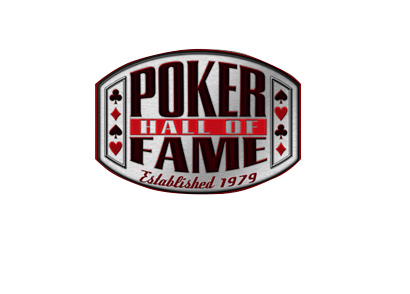 The Poker Hall of Fame - Logo - Larger Size