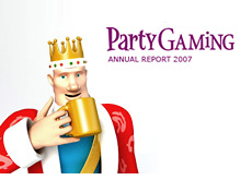 poker king talks about the partygaming annual report for 2007 - king analysis