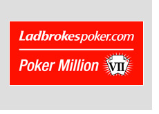 ladbrokes poker tournament - poker million VII - logo