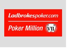 ladbrokes poker tournament - poker million VII - logo