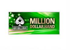 Pokerstars 100 Billionth Hand