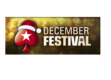 The POkerstars December Festival - Promotion Graphic - Year 2014