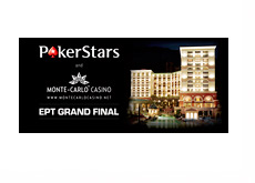 Pokerstars European Poker Tour (EPT) Grand Final - Monte Carlo