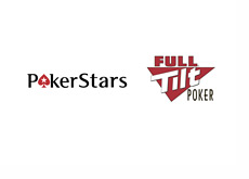 Pokerstars and Full Tilt Poker logos