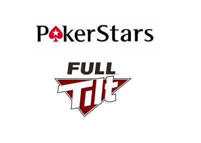 Pokerstars and Full Tilt Poker - logos - 400 width