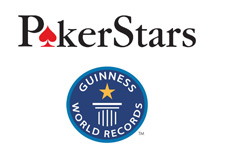 -- Pokerstars and Guinness Book of World Records - logos --