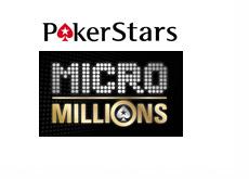 Pokerstars Micro Millions - Logo