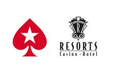 Pokerstars and Resorts Casino Hotel - Company Logos