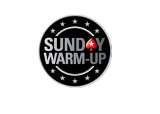 Pokerstars Sunday Warm-Up - Logo