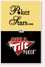 poker stars vs. full tilt