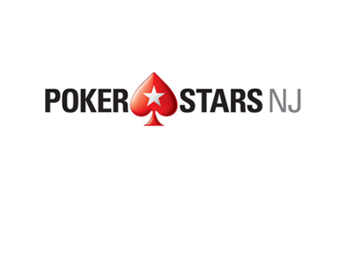 Pokerstars New Jersey - Logo - White background