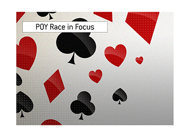 The Player of the Year race is in focus at the upcoming World Series of Poker Europe - Year 11.