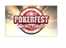 Party Poker - Pokerfest Micro Turbo - Logo