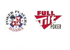 Poker Players Alliance (PPA) and Full Tilt Poker Logos