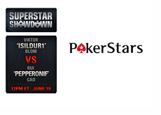 Pokerstars Showdown - Isildur1 vs. Pepperonif