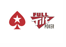 Pokerstars Star and Full Tilt Poker logo
