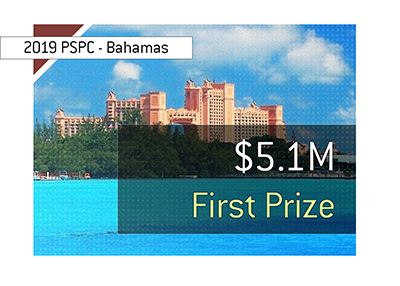 The Pokerstars Players Championship 2019 is on in the beautiful Bahamas.
