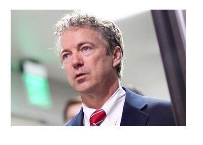Senator Rand Paul - Photo taken in Des Moines, Iowa on February 6th, 2015
