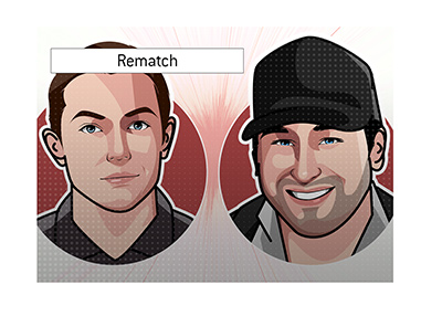 Tom Dwan vs. Phil Hellmuth - The Rematch.