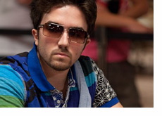 Ryan DAngelo aka g0lfa at the World Series of Poker 2010