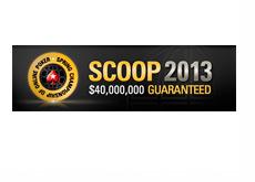 Spring Championship of Online Poker - Pokerstars - Promotional Graphic