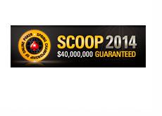 Spring Championship of Online Poker - SCOOP 2014 - Pokerstars